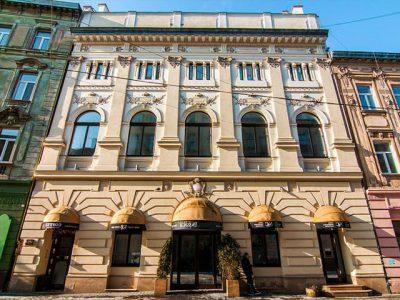 Торгові центри Львова. Готель Ференц